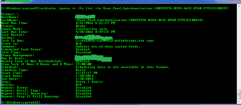 Microsoft-Outlook-RSS-Feed-Synchronization